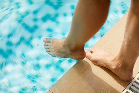 DAY-SPA Wellness Swimmingpool